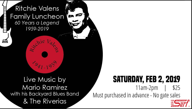 Ritchie Valens Family Luncheon 2019